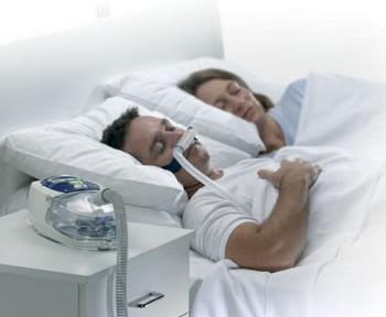 ventilation-à-pression-positive-continue